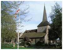All Saints Church Banstead
