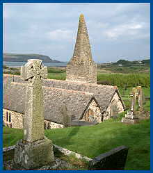 Cornwall 2005 - St Endoc's Church